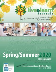 LLB Spring Catalog Cover 3-20