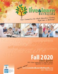 LLB Fall Catalog 9-20 Cover